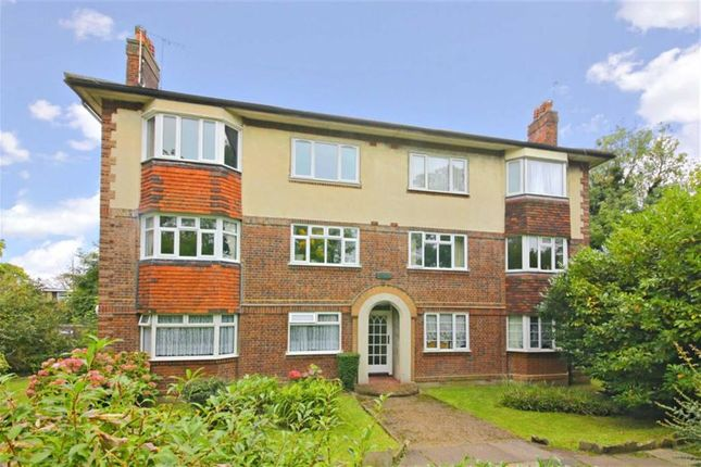 Thumbnail Flat for sale in Lynwood Grove, Winchmore Hill, London