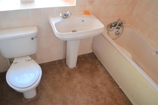 Bathroom of Gable Croft, Lichfield WS14