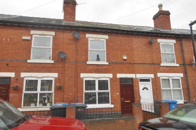 Thumbnail Terraced house to rent in Randolph Road, Derby