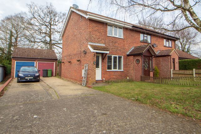 End terrace house to rent in Sheridan Walk, Worlingham, Beccles