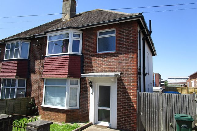 Thumbnail Semi-detached house for sale in Olive Road, Hove