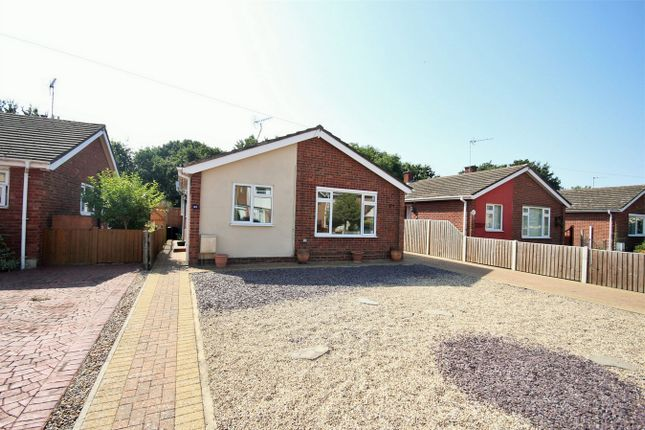 Thumbnail Detached bungalow for sale in St Monance Way, Colchester, Essex
