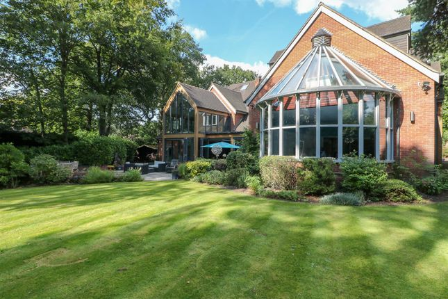 Thumbnail Detached house for sale in Beechwood Croft, Little Aston, Sutton Coldfield