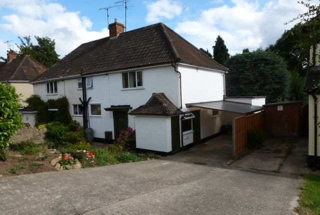 Thumbnail Semi-detached house to rent in Preston Road, Yeovil