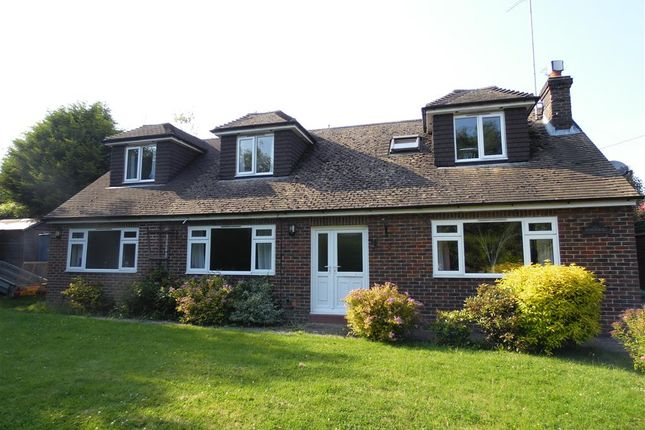 Thumbnail Bungalow for sale in Pook Reed Lane, Heathfield