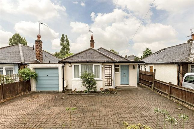 Thumbnail Bungalow for sale in North Road, Kew, Richmond