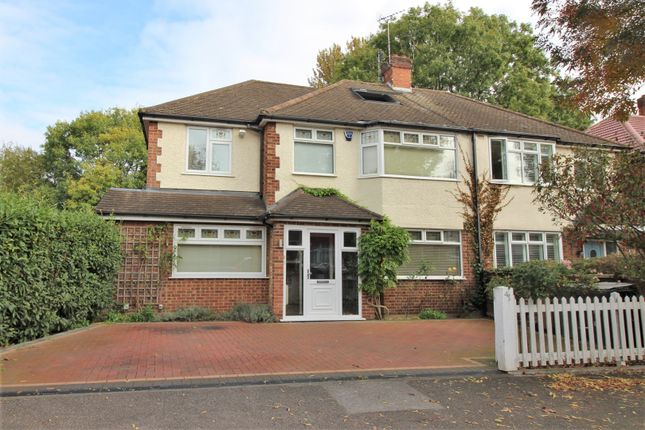 Thumbnail Semi-detached house for sale in Waterhall Avenue, Highams Park