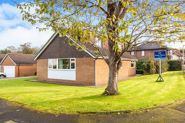 Thumbnail Detached house for sale in Woodlands Crescent, Barton, Preston