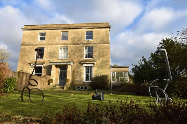 Thumbnail Flat for sale in Hill House, 37 Innox Hill, Frome, Somerset