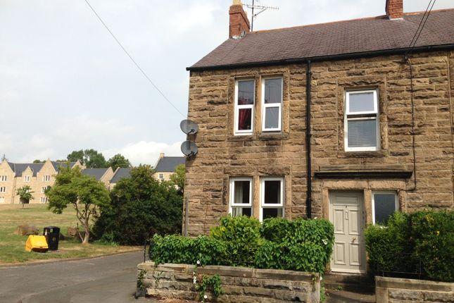 Thumbnail Flat to rent in 1 Windsor Terrace, Corbridge, Northumberland