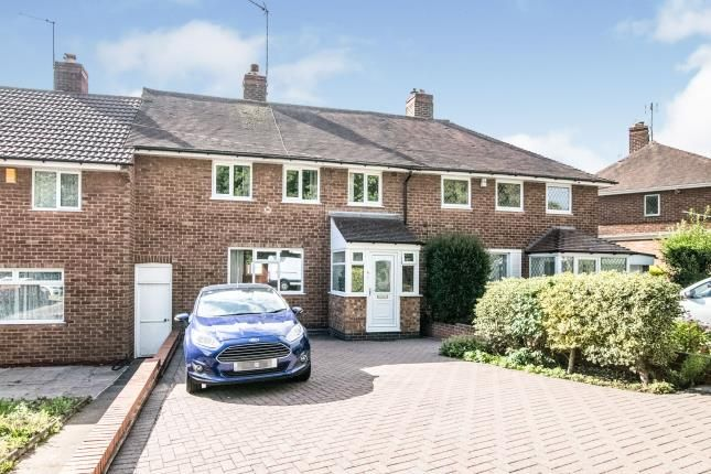 Thumbnail Terraced house for sale in Green Lane, Quinton, Birmingham, West Midlands
