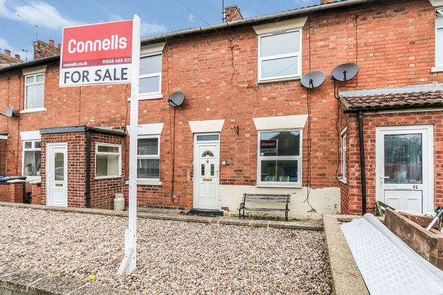 Thumbnail Terraced house for sale in Burghley Close, Desborough, Kettering
