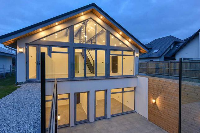 Thumbnail Detached house for sale in Lake Drive, Tidbury Green, Solihull