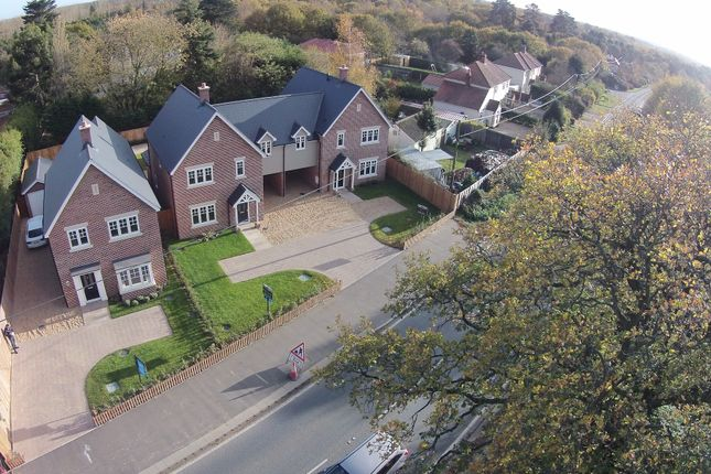 Thumbnail Link-detached house for sale in Warren Lane, Stanway, Colchester