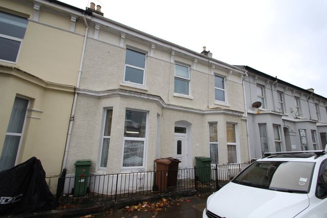 Thumbnail Terraced house for sale in Ilbert Street, Plymouth
