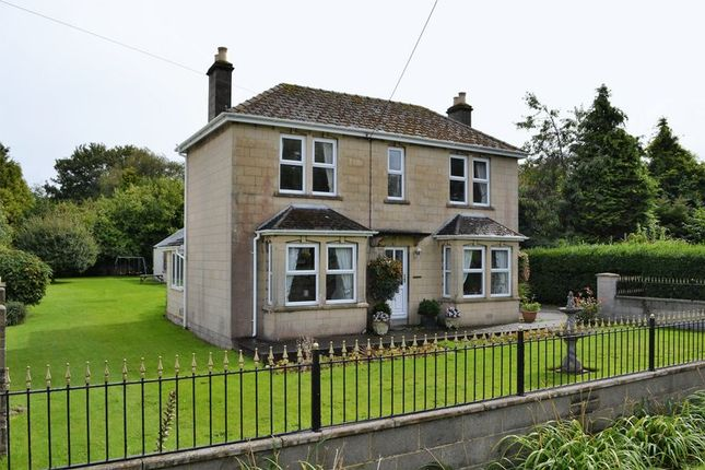 Thumbnail Detached house for sale in Fosseway South, Midsomer Norton, Radstock