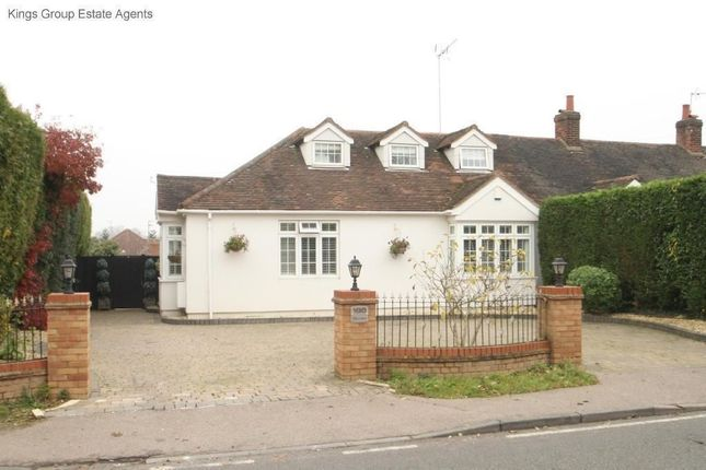 Thumbnail Semi-detached house for sale in Curteys, Old Road, Harlow