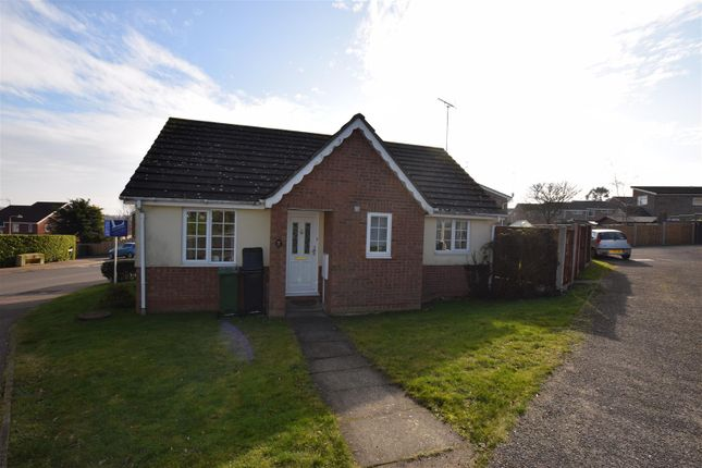 Thumbnail Semi-detached bungalow to rent in Coggeshall Way, Halstead