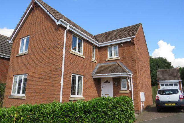 Thumbnail Detached house for sale in Stinford Leys, Market Harborough