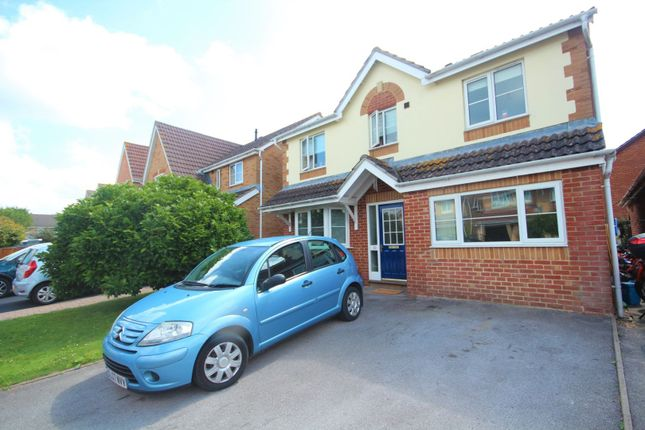 Thumbnail Detached house for sale in Siskin Crescent, Caldicot