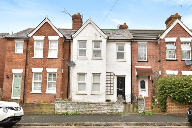 Thumbnail Terraced house for sale in Cromwell Road, Camberley, Surrey