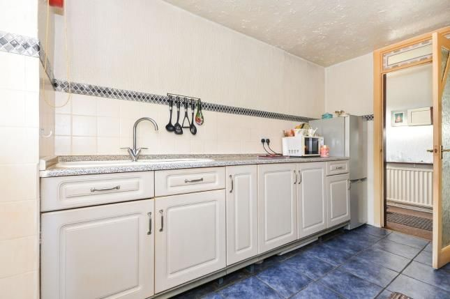 Kitchen of Caton Close, Sutton-In-Ashfield, Nottinghamshire, Notts NG17