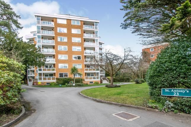 Thumbnail Flat for sale in 23 West Cliff Road, Bournemouth, Dorset