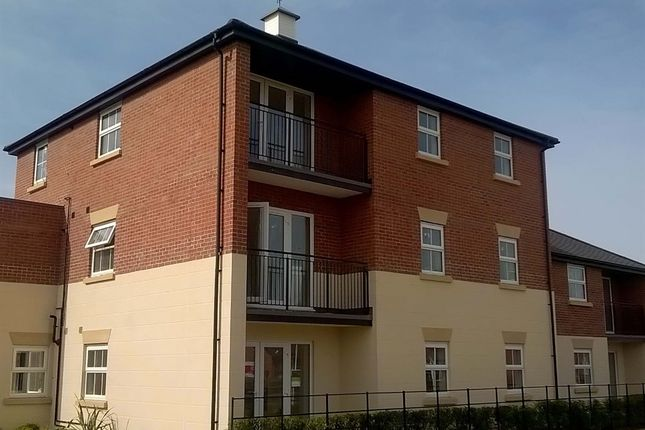 """2 bedroom flat for sale in """"Buttercup Leys Apartments"""" at Northborough Way, Boulton Moor, Derby"""