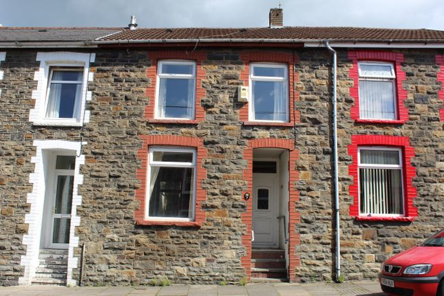 Thumbnail Terraced house to rent in Church Street, Tonypandy
