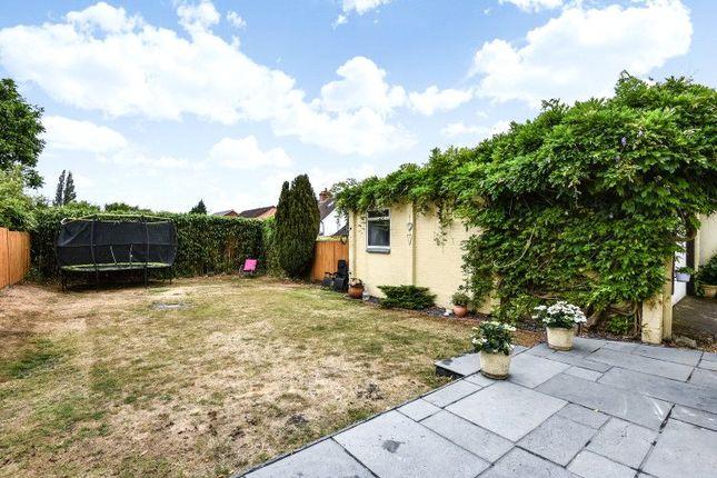 Garden of The Flats, Blackwater, Camberley, Surrey GU17