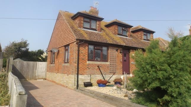 Thumbnail Detached house for sale in Piddinghoe Avenue, Peacehaven, Brighton, East Sussex