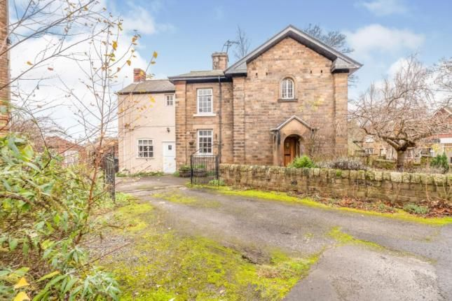 2 bed semi-detached house for sale in High Street, Staveley, Chesterfield, Derbyshire S43