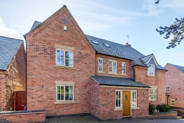 Thumbnail Detached house for sale in Mountsorrel Lane, Sileby, Loughborough