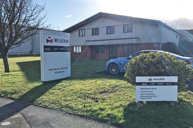 Netherwood Road, Rotherwas Industrial Estate, Hereford HR2