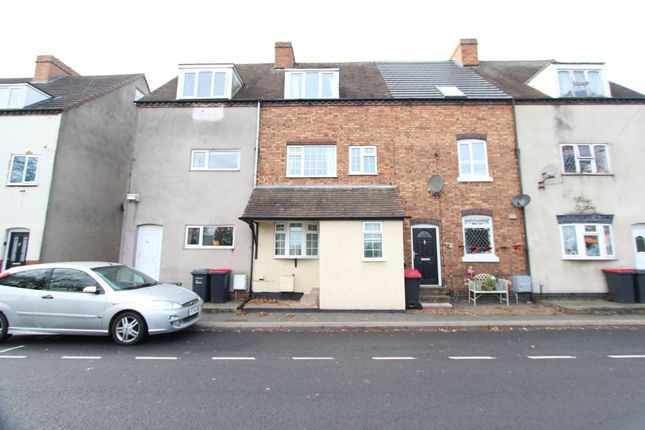 4 bed terraced house for sale in Long Street, Dordon, Tamworth