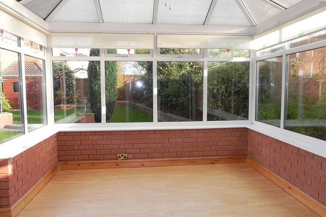 Thumbnail Detached house to rent in 12 Redcliff, Amington Fields, Tamworth