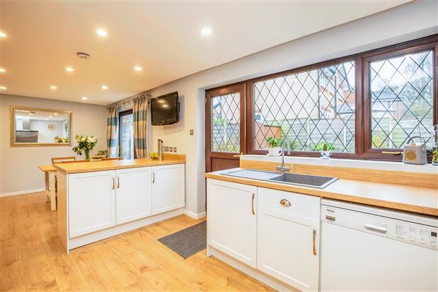 Kitchen of Burgh Meadows, Chorley PR7