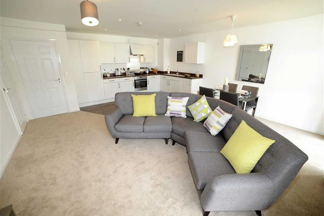 2 bed flat for sale in Marlborough Road, Accrington, Lancashire