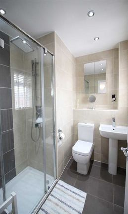 Ensuite of Ashdene Gardens, Belper DE56