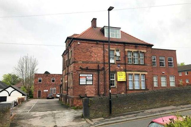 Front Left of Lydgate House, Lydgate Lane, Sheffield S10