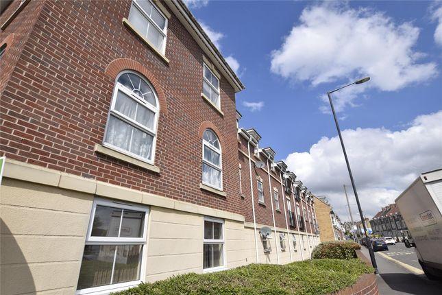 Thumbnail Flat to rent in Britton Gardens, Bristol