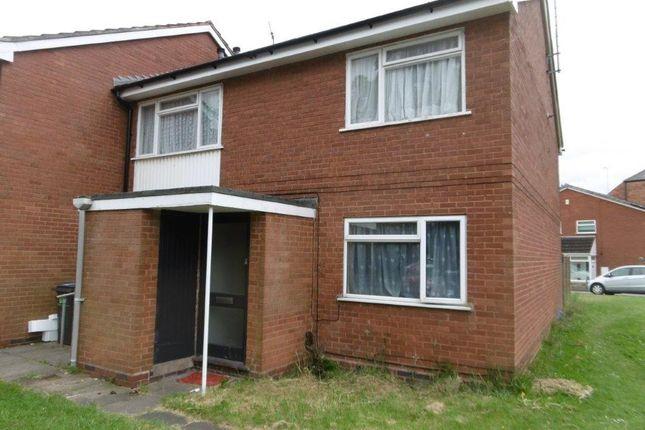 Thumbnail Maisonette to rent in Holly Lane, Birmingham