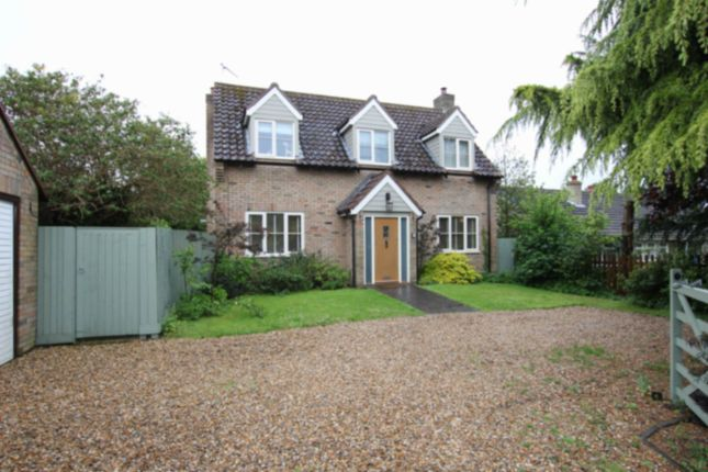 4 bed detached house to rent in Hythe Lane, Burwell