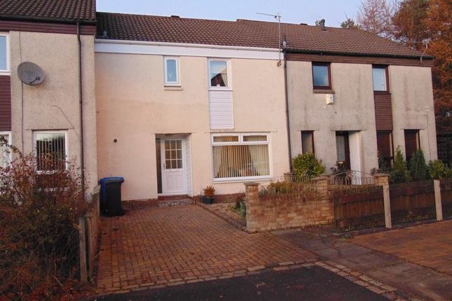 Thumbnail Terraced house to rent in Sutherland Way, Livingston