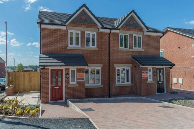 Thumbnail Semi-detached house for sale in Greenwood Mews, Horwich, Bolton