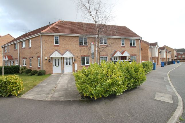 Thumbnail Maisonette to rent in Scholars Way, Mansfield