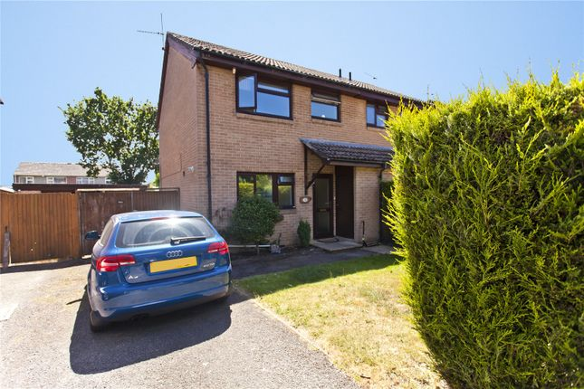 Thumbnail Semi-detached house to rent in Tarn Drive, Poole