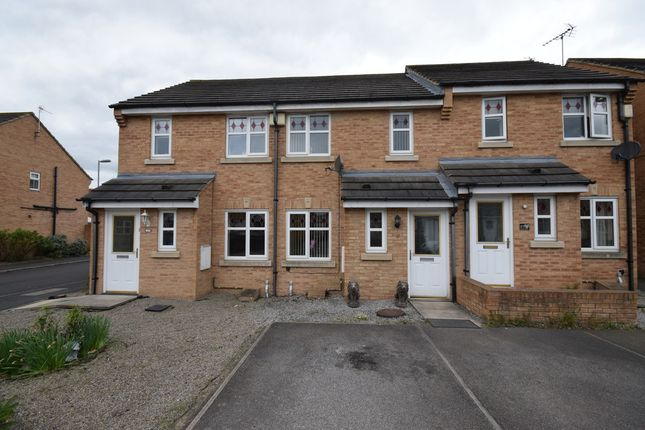 Thumbnail Town house to rent in Hocturn Close, Castleford