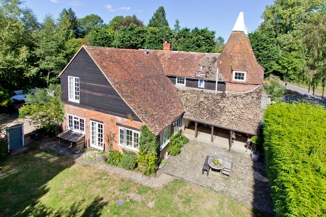 Thumbnail Detached house for sale in Station Road, Goudhurst