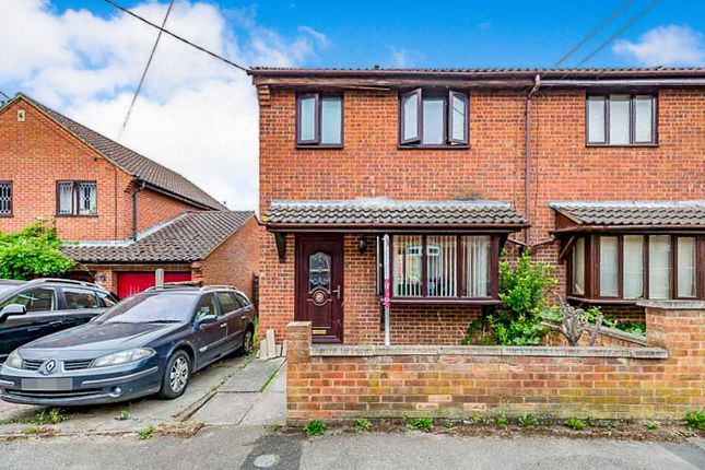 Thumbnail Semi-detached house for sale in Thrift Street, Irchester, Wellingborough
